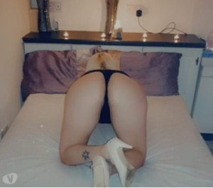 Velina japanese escorts in Silverton